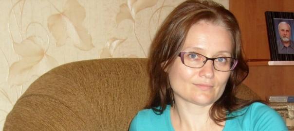 Анна Булычева, Новосибирск, фото из Вконтакта