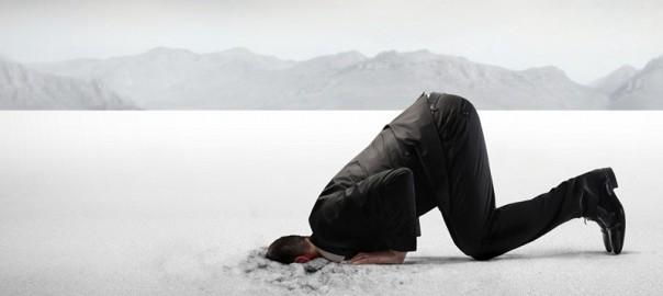Отрицание — механизм психологической защиты