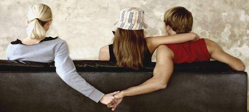 Обманное движение: почему мужчины изменяют?